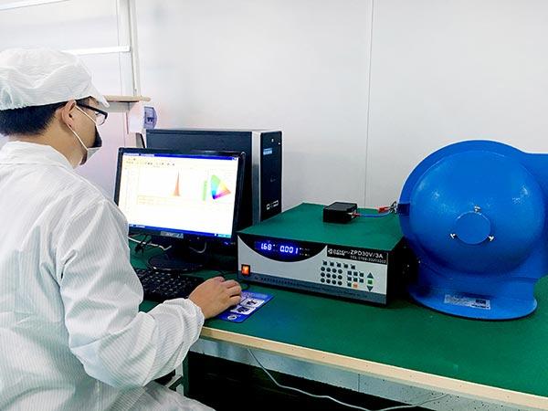 東穎光電-光電參數測試
